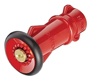 Dixon Valve & Coupling 1-1/2 in. Polycarbonate Plain Hose Nozzle DPN15F at Pollardwater
