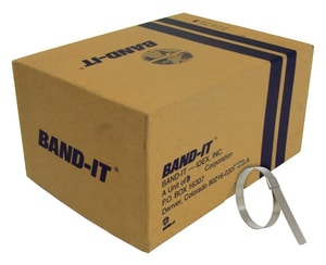 Band-it-Index 1/2 in. x 100 ft. 201 Steel Band BC20499