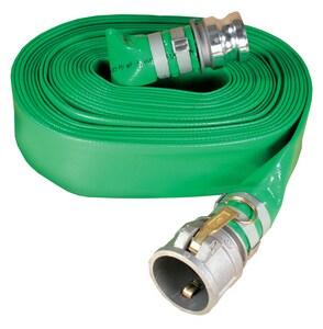 3X50 PVC DISCH HSE MXF QC *GRN *X A1142300050CE at Pollardwater