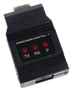 Precision Digital Corporation Trident RS-232 Serial Adapter for Precision Digital Trident X2 PD70011 PD70012 and PD70013 Level Meters PPDA7232