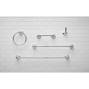 American Standard Delancey® 24 in. Towel Bar in Polished Chrome A7052024002