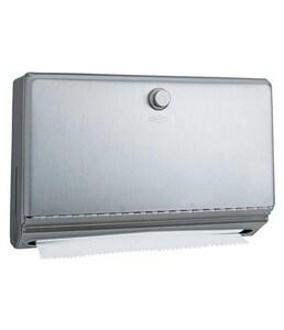 Bobrick Paper Towel Dispenser in Satin Stainless Steel BB2621