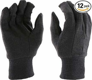 Anchor L Size Canvas General Purpose and Work Gloves ANR1070