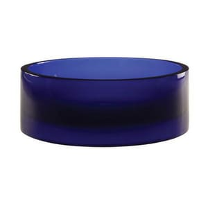 DECOLAV® Incandescence™ 5-7/8 in. Above-Counter Bathroom Sink in Blue D2806DEP