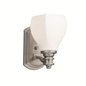 Kichler Lighting Basics Slope Adapter in Brushed Nickel KK471