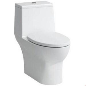 Laufen 1.6 gpf Toilet in White L8248060002511