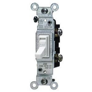 Leviton Switch in Black L14512E