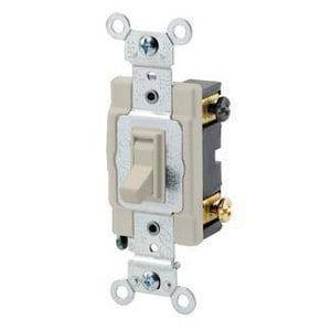 Leviton 4-Way Switch in Ivory L545042I