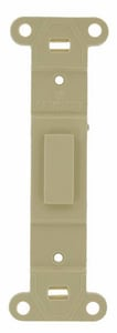 Leviton Decora® Plastic Wall Plate Adapter in Ivory L80700I