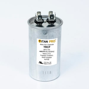 Packard Titan Pro™ 40mfd 440/370V Round Run Capacitor PTRCF