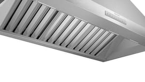 Thermador Professional® Series 24 x 18 x 47-15/16 in. Wall Mount Chimney Hood in Stainless Steel THPCN48WS