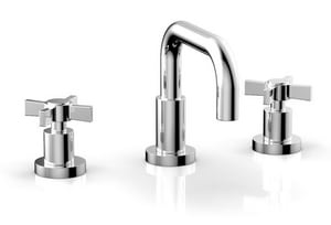 Phylrich 3 Hole Bathroom Faucet With Double Cross Handle In Polished Chrome D139 026 Ferguson