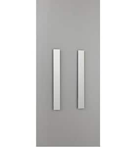 Robern 4 in. Mirrored Surface Mount Side Kit in White RMSMK30D4