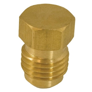 Jones Stephens Style 39 5/8 in. Flared Brass Plug JF40018