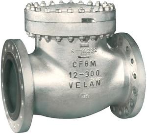 Velan Valve 1114C 2 in. Cast Carbon Steel Flanged Swing Check Valve VF1114C02TYK