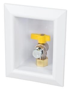 Sioux Chief OxBox™ 5-4/5 in. Single Frame Outlet Box S6961