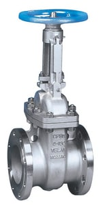 Velan Valve 2 in. Carbon Steel Full Port Flanged Gate Valve VF2064C02TYK