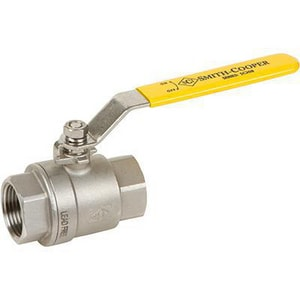 Series SC208 3/4 in. 304 Stainless Steel Threaded 800# Ball Valve SSC208I