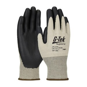 Protective Industrial Products G-Tek® XL Size Neofoam™ Glove in Tan and Black (12 Pairs) P15440