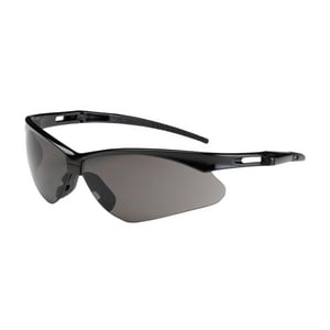 Anser™ Semi-Rimless Safety Glasses in Grey P250AN10126