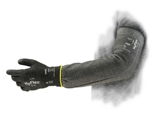 Ansell Occupational Healthcare HyFlex® 11-280 Wide Size Sleeve in Grey A11280180