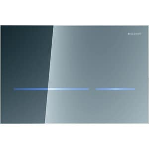 Geberit Sigma80 0.8 gpf Flush Plate in Mirror G116090SM1