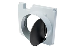 Research Products Outlet Duct Panel for 1830 Dehumidifier R5449