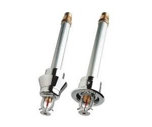 TY5255 TY5255 Chrome Plated DS-2 155 SR Pendent Sprinkler Head 11.2K T611019