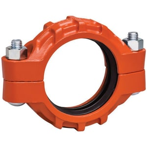 Tyco 2-1/2 in. Flexible Rubber Coupling with Gasket T705ACP