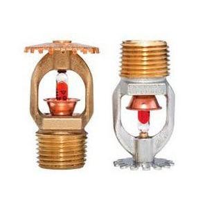 Tyco TY315 1/2 in  Standard Response Upright Sprinkler Head in