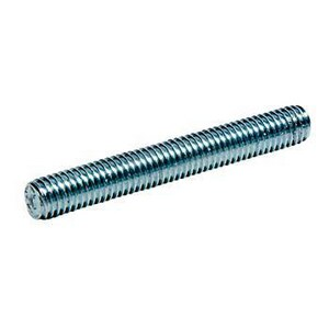 Tyco 2 x 3/8 in. All Thread Stud T410
