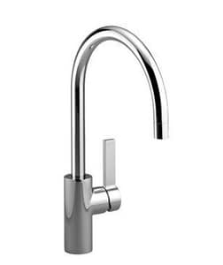 Dornbracht USA Tara Ultra Single Lever Handle Bar Faucet in Polished Chrome D33805875000010