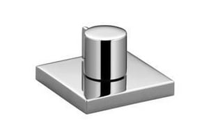 Dornbracht USA Symetrics Deck Valve Clockwise Closing Cold Diverter Valve in Polished Chrome D2000098600