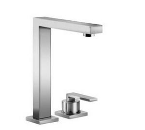 Dornbracht USA Single Lever Handle Bar Faucet in Matt Platinum D328056800010