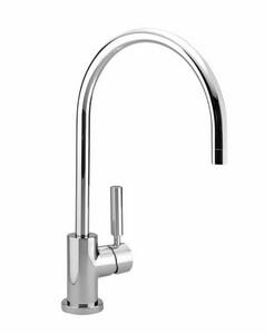 Dornbracht USA Tara Classic Single Handle Kitchen Faucet in Polished Chrome D33826888000010
