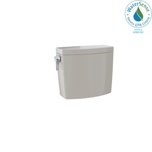 TOTO Drake® II 1 gpf Toilet Tank and Cover Only in Bone TST453U03