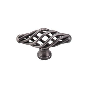 Harney Manufacturing 4 in. Nail On House Number 6 in Black TM619