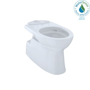 Toto USA Vespin® II 1G® Elongated Toilet Bowl in Cotton TCT474CUFG01