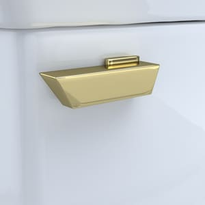 TOTO Soiree® Trip Lever in Polished Brass TTHU225PB