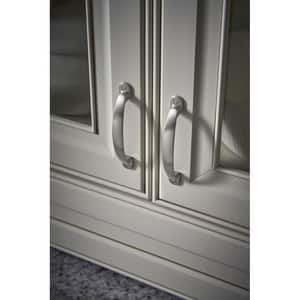 Top Knobs Asbury 5 in. Cabinet Bar Pull in Brushed Satin Nickel TM1294