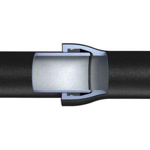 American Cast Iron Pipe 6 in. CL350 Fastite Ductile Iron Pipe AFT350PZN