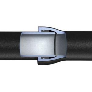 American Cast Iron Pipe 16 in. CL56 Slip-Joint Zinc Ductile Iron Pipe DI56SJZP16