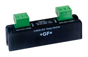 Georg Fischer Signet Relay Module 2-Programmable Dry-Contact Relay for 9900 Panel Mount Transmitter G159001698 at Pollardwater
