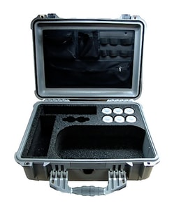 YSI Pro Series Hard Sided Carrying Case for Professional Series Water Quality Instrument Y603074 at Pollardwater