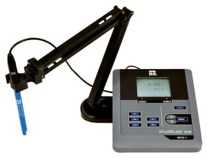 YSI 110/240V 1-Channel Multilab Meter Only Y1FD350Y