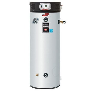 Bradford White eF Series® 100 gal. High Efficiency 399.99 MBH Propane Commercial Water Heater BEF100T3993X2