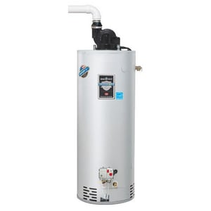Bradford White TTW® 48 gal Tall 65 MBH Potable Water and Residential Natural Gas Water Heater BRG2PV50H6N