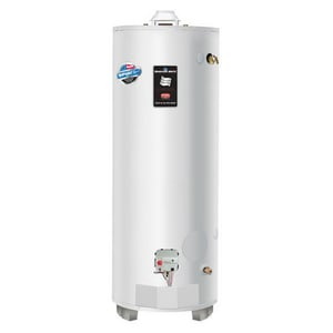 Bradford White Icon System® 100 gal Tall 80 MBH Potable Water and Residential Natural Gas Water Heater BRG2100H6N