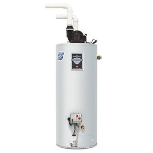Bradford White 75 gal Tall 80 MBH Potable Water and Residential Natural Gas Water Heater BRG2PDV75H6N