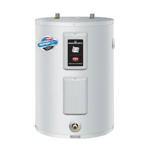 Bradford White 28 gal Lowboy 4500W Double Element Residential Electric Water Heater BRE230L61NCWW403